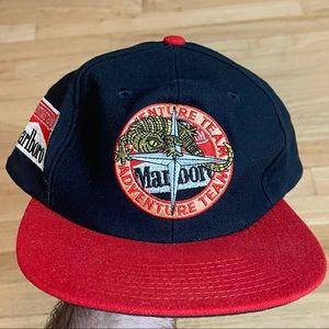 VTG Marlboro Adventure Team Lizard Snapback Hat